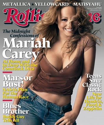 COVER QUEEN || Mariah & Beyonce Hottest Rolling Stone Cover's Ever