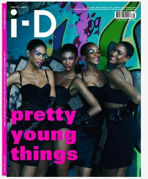 COVER QUEEN ||Top Model's of Color for i-D Magazine's September Issue