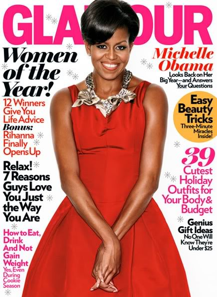 COVER QUEENS || Michelle Obama x Glamour Mag – Tyra Banks x Ocean Drive