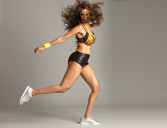 GET FIT || How & Why Tyra Banks Lost Weight