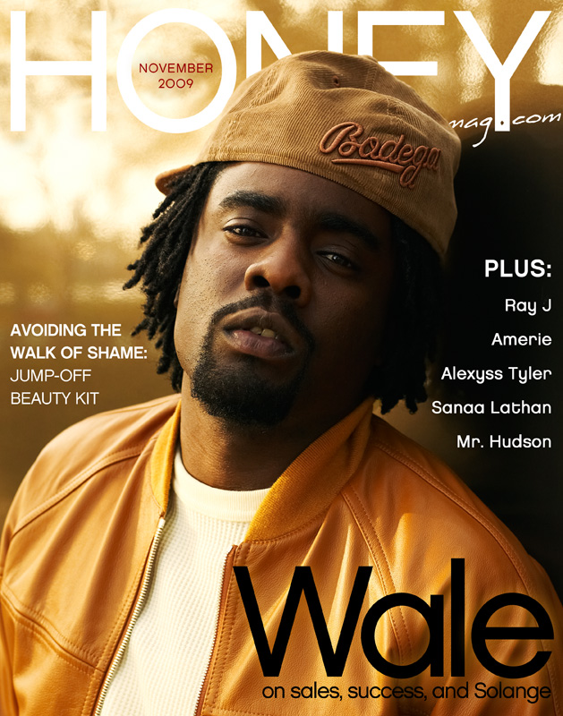 "COVER KING || WALE x HONEY MAG ""I Do Love her..""+ Interview"