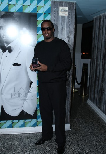 Diddy Talks Past , Present & Future x FUSE Interview