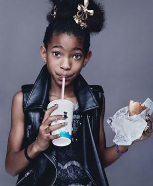 Willow Smith in W Magazine