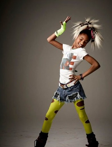 Willow Smith - Vanity Fair Shoot