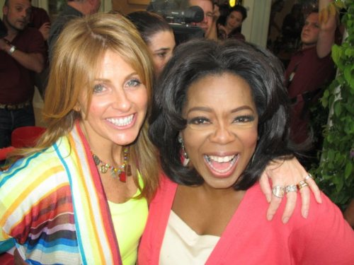 oprah-and-megan-castran-fan-australia