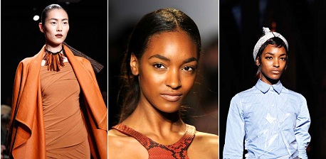 Beauty // Spring 2012 Make Up Trends from NYFW