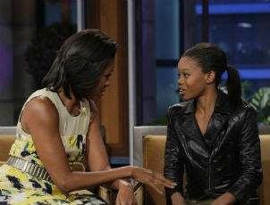 Oprah to Interview Michelle Obama & Olympian Gabby Douglas For Next Chapter