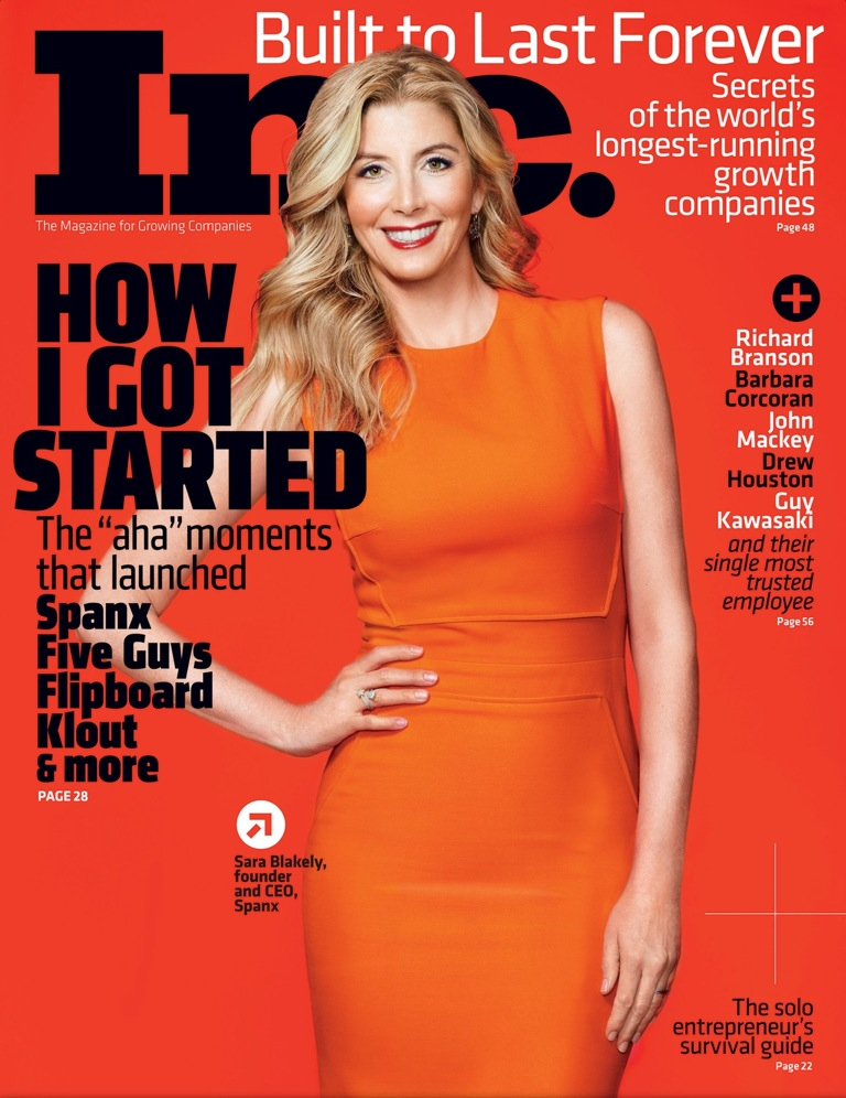 nc Feb 2014 Sara Blakely Spanx