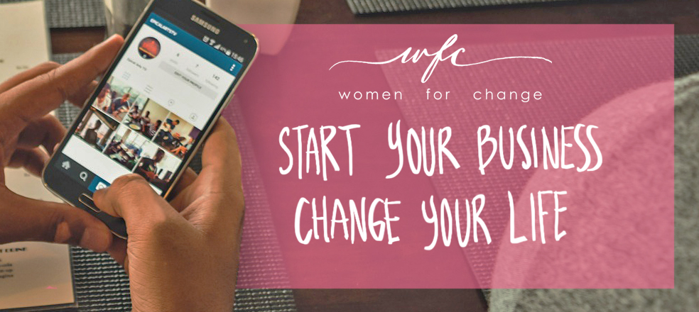 Start Your Business, Change Your Life Podcast Episode 1: Converting the Time You Spend on Instagram to Positive Results for Your Business