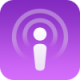 Apple-Podcasts-app-icon