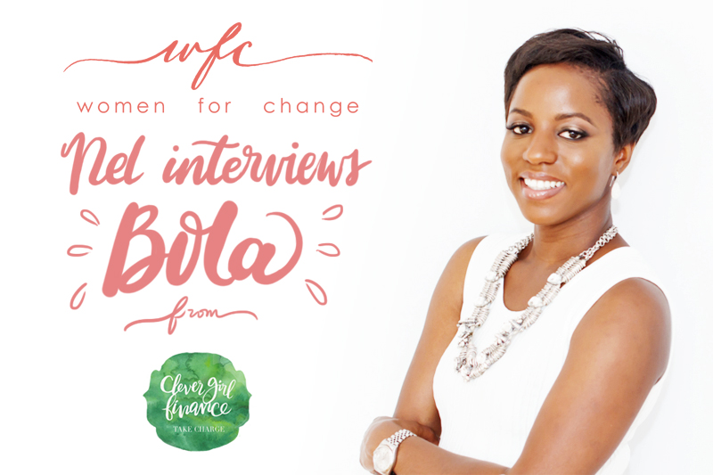 Interview with Bola of Clevergirlfinance.com