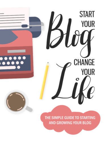 start your blog change your life eBook