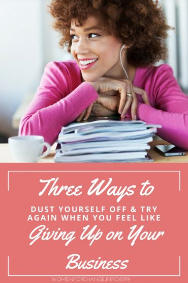 3 ways to feel good about your business