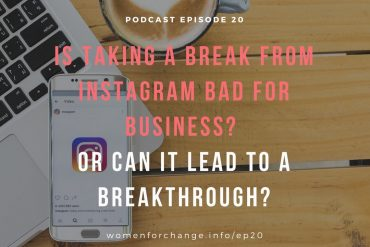 instagram for business podcast