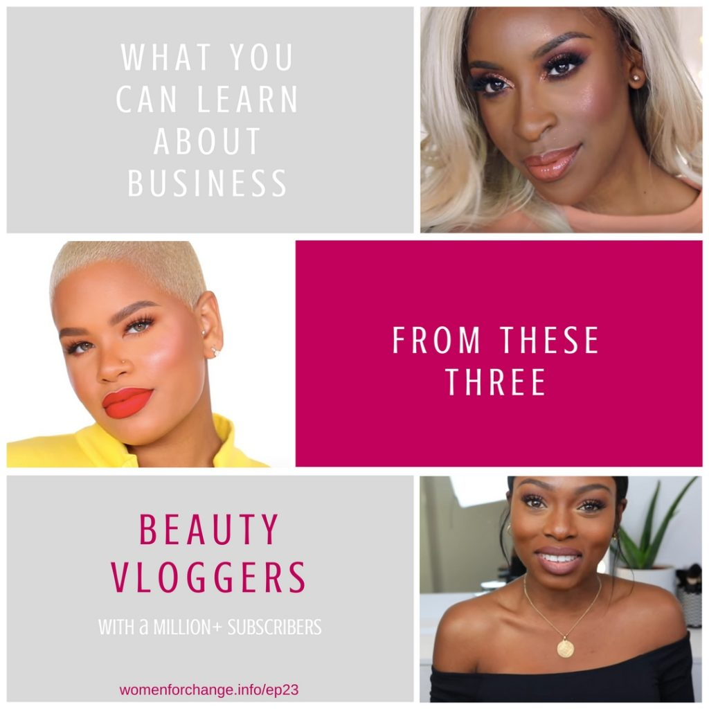 jackie aina-alissa ashley-patricia bright vloggers business